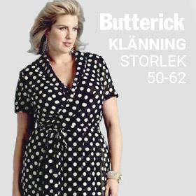 klänning i större storlek