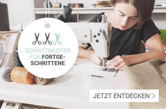Schnittmuster - Große Auswahl » Stoffe.de
