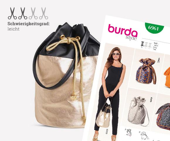 Alles um Taschen selber zu nähen – Die Taschenwelt von stoffe.de!
