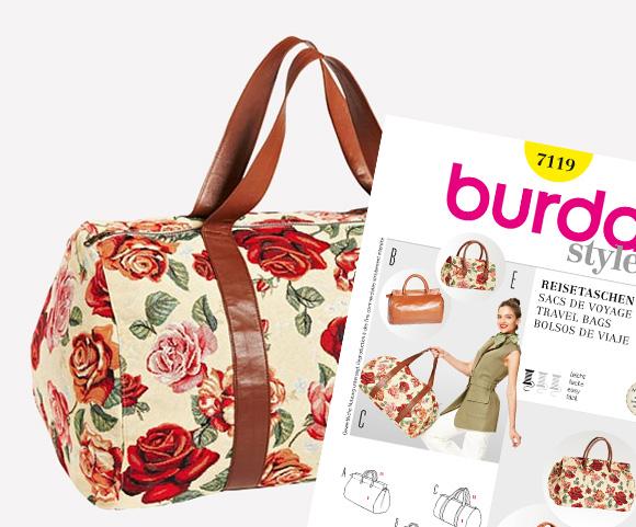 70592db1b El mundo de los bolsos en telas.es - Telas y accesorios de costura ...